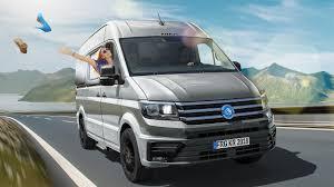 volkswagen concept van caravanning utility vehicle a concept of vw knaus motorhome