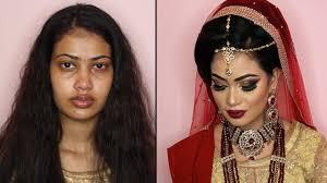 makeup bridal modern asian bridal makeup by aktar