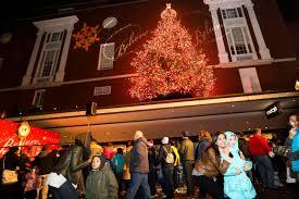 macy s tree lighting boston no bah humbug at boston lighting boston herald