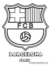 football logos coloring pages funycoloring