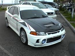 used mitsubishi evo 1997 mitsubishi lancer evolution pictures 2000cc gasoline