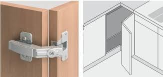 corner cabinet door hinges kitchen cabinet corner hinge kitchen design ideas