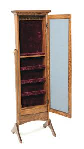 Jewelry Armoire Clearance White Mirrored Jewelry Cabinet Armoire Organizer Storage Wall