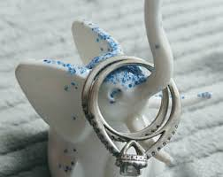 metal elephant ring holder images Elephant ring holder etsy jpg