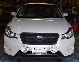 subaru crosstrek white 2016 amazon com fits 2016 subaru xv crosstrek rally light bar bull