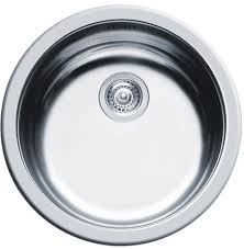 Round Kitchen Sink by Round Kitchen Sink U0026 Waste 450mm Diameter Pyramis Py Sink 12