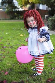 Raggedy Ann Costume 11 Easy Diy Toddler Halloween Costumes Page 8 Of 13