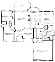Ranch Walkout Basement House Plans by 100 Floor Plans With Walkout Basement Finished Walkout