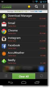 my android apps how to clear all your android app caches with app cache cleaner cnet