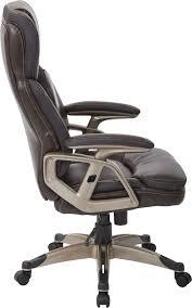 Height Adjustable Chair Wonderful Height Adjustable Chair Work Smart Executive Bonded