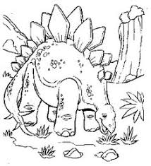 rex dinosaur coloring pages kids printable free aminals