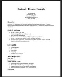 Bartending Resume Sles by And Craft Resume Sales Lewesmr