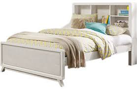 White Girls Bookcase by Affordable Bookcase Twin Beds Girls Room Furniture