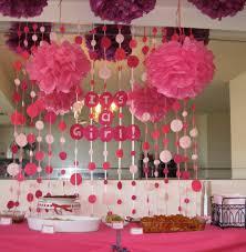 baby shower centerpieces girl ideas babyr decor simple centerpieces table centerpiece astounding