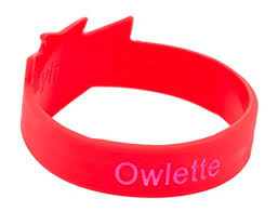 owlette pj masks wrist band