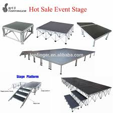 32 best tourgo portable stage quick stage folding stage images