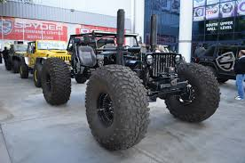 monster jeep sema 2015 monsters jeeps trail rigs and mud boggers gallery