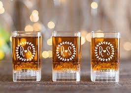 wedding favor glasses personalized wedding favors start your custom wedding favors