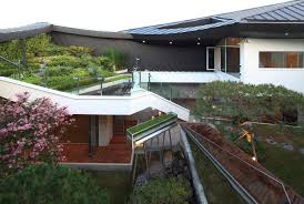 Garden Inside House by Modern Korean House Ideal Space