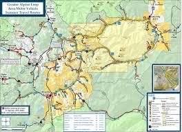 Durango Colorado Map by Rock Pirates Backcountry Adventures Maps Atv Rzr Rental