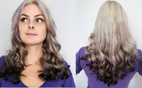 coloring over ombre hair elegant grey brown hair color graphics braid brassy bridal