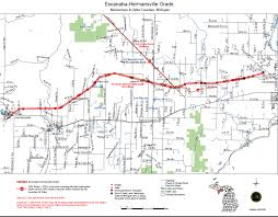Wisconsin Snowmobile Trails Map by Som Gov Snyder Helps Celebrate Opening Of New Multi Use Trail