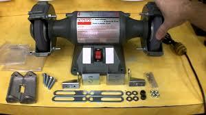 Dayton Bench Grinder Manual Bench 6 Bench Bessey In Heavy Duty Bench Vise Swivel Base Bv Hd