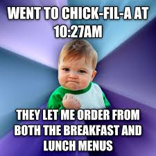 Chick Fil A Meme - the 22 funniest chick fil a memes about americas favorite restaurant