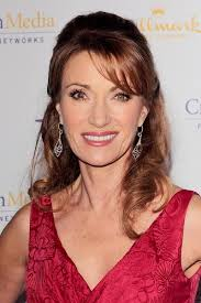 60 year old hair color jane seymour partial updo