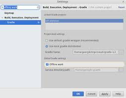 android gradle how to speed up gradle build in android studio caused by problems