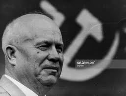 Sickle Russian Flag 27 Mar Khrushchev Becomes Leader Of The Soviet Union Photos And