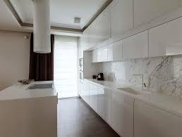 marbre de cuisine crédence marbre dans la cuisine conseils et idées inspirantes