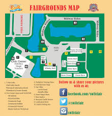 Map Southwest Florida by Southwest Florida Fair Map Of Fairgrounds