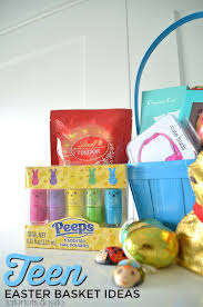 Gift Baskets For Teens Teen Easter Basket Gift Ideas