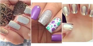 imagenes de uñas acrilicas con pedreria 12 diseños de uñas acrílicas que te dejaran con la boca abierta