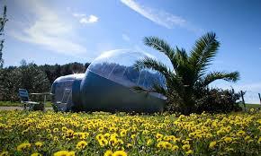 chambre bulles les chambres bulles du chateau de belvize à bize minervois