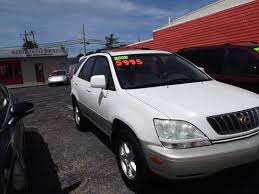 lexus suv 2002 for sale 2002 lexus rx 300 for sale carsforsale com