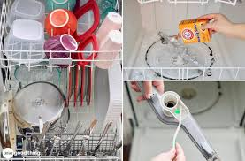 what s the best thing to clean kitchen cabinets with how to clean a dishwasher in 3 steps updated 2021