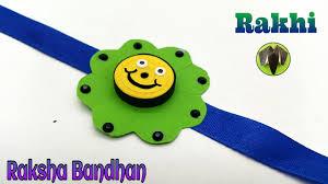 smiley rakhi bracelet for raksha bandhan design 14 diy