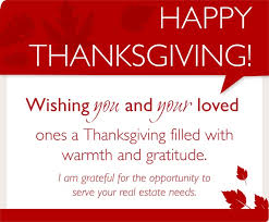 wishing you and your loved ones a happy thanksgiving the qbee