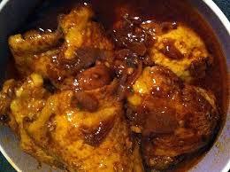cuisine chinoise poulet recette de haut de cuisses de poulet à la chinoise