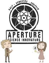 Portal 2 Aperture Laboratories Shower Curtain From Thinkgeek Youtube 117 Best Portal Images On Pinterest Videogames Aperture Science