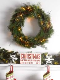 battery lighted fall garland 40 best battery operated christmas wreath images on pinterest