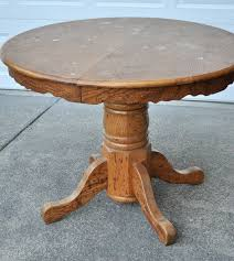 Good Wood For Outdoor Furniture by Painting A Kitchen Table Centsational Style