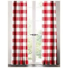 Pink Tartan Curtains Buffalo Plaid Curtains Wayfair