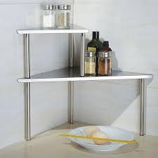 kitchen counter storage ideas bathroom countertop storage realie org