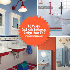 10 really cool kids bathroom design ideas part 2