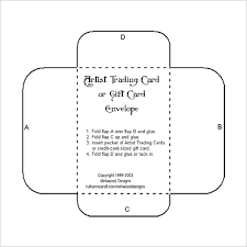 printable mini envelope template 10 gift card envelope templates free printable word pdf psd