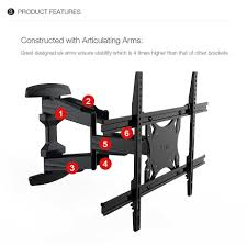 Lcd Tv Wall Mount Stand Online Get Cheap Tv Support Wall Aliexpress Com Alibaba Group