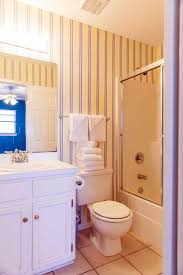 Wallpaper In Bathroom Ideas by Granite Vanity Tops Hgtv